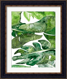 Framed Watercolor Party II