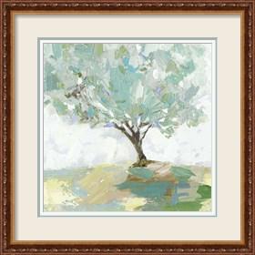 Framed Pear Tree