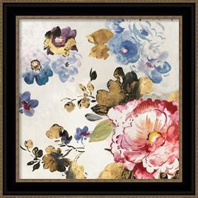 Framed French Flower II