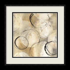 Framed Circle in a Square I