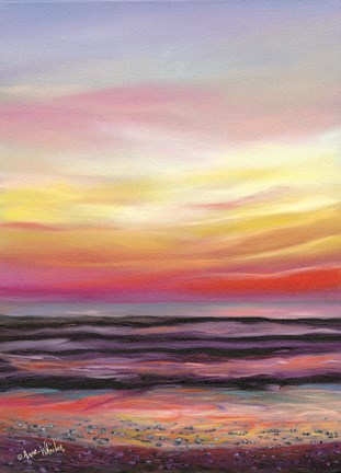 Sunset Spectrum by Eve Wheeler