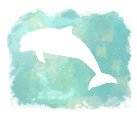 Heart Of The Sea Dolphin Art By Tina Lavoie At FramedArt.com