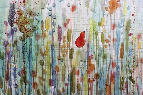 Une Ame Dans Le Jardin By Sylvie Demers