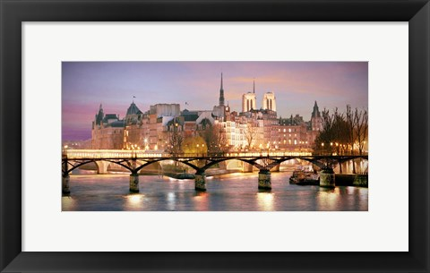 Framed Paris No. 501 Print