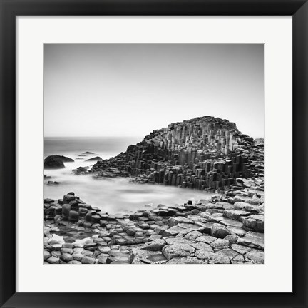Framed Giant's Causeway Print
