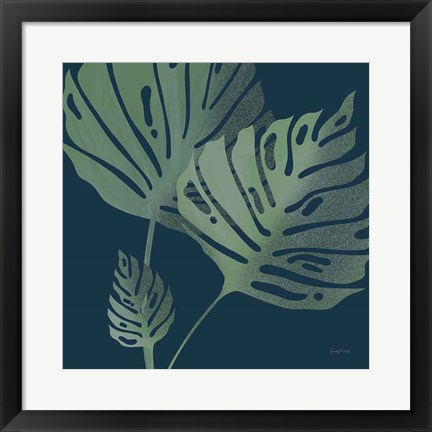 Framed Monstera III Print
