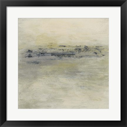 Framed Fog Lifting IV Print