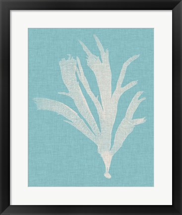 Framed Seaweed Pop IV Print