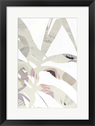 Framed Inspired By Nature No. 2 Print
