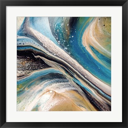 Framed Outer Spaces Print