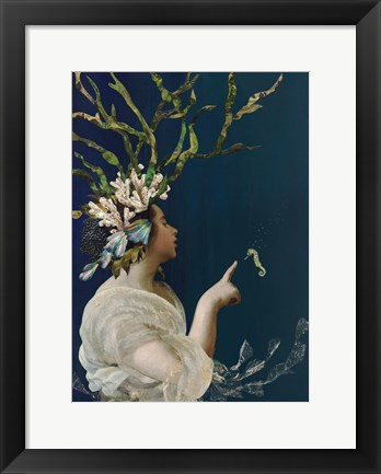 Framed Mer-Magic Print