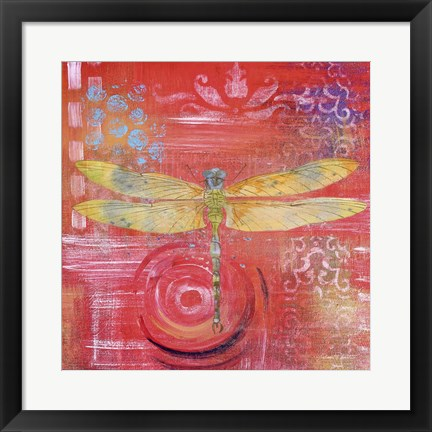 Framed Abstract Inspirations F Print