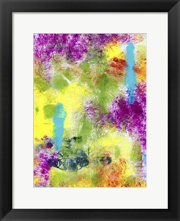 Framed Vibrancy Print