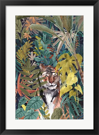 Framed Jungle Mood Print