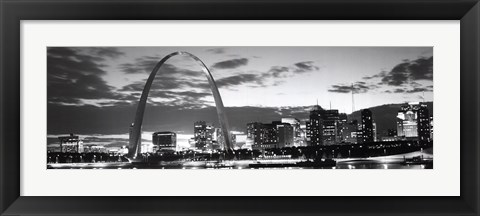 Framed St.Louis Print