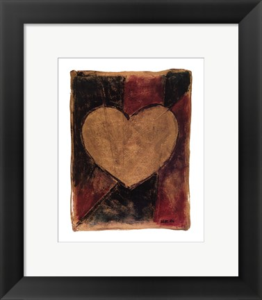 Framed Affection Print