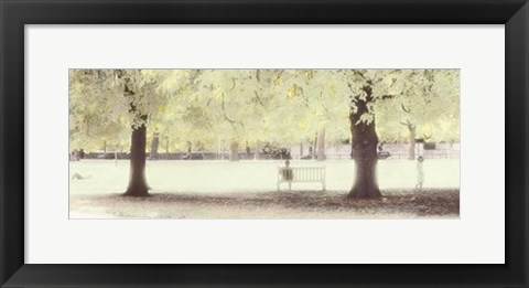Framed St. James' Park, London Print
