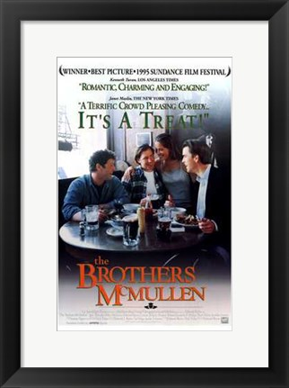 Framed Brothers Mcmullen Print