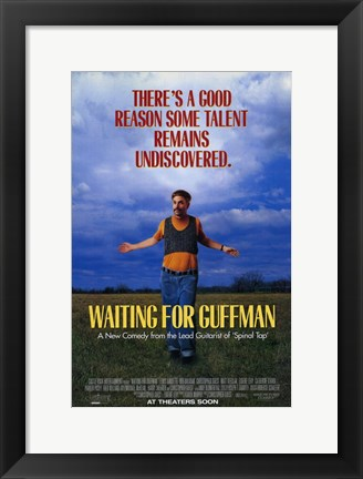 Framed Waiting for Guffman Movie Poster Print