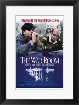 Framed War Room Print