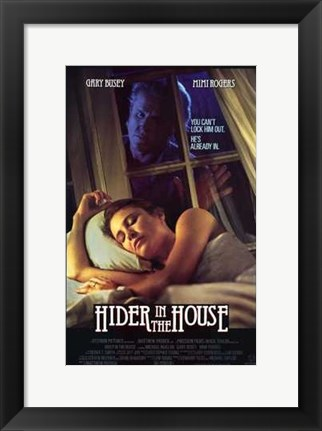 Framed Hider in the House Print