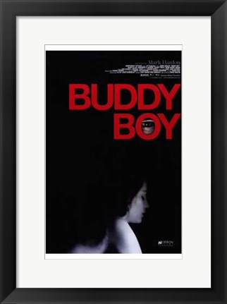 Framed Buddy Boy Print