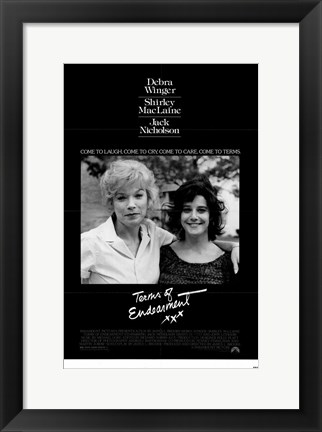 Framed Terms of Endearment Print