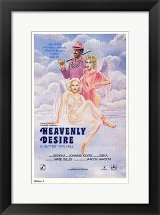 Framed Heavenly Desire Print