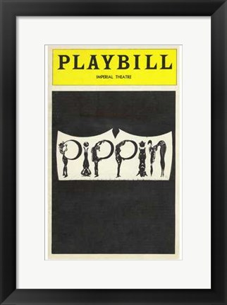Framed Pippin (Broadway Musical) Print