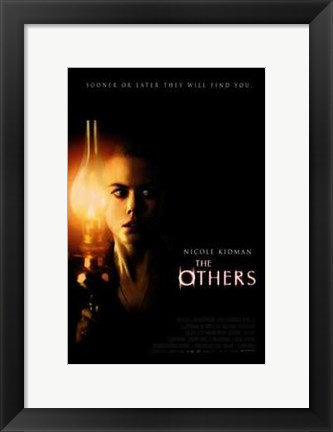 Framed Others Print