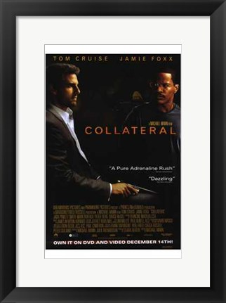 Framed CollateralThe Movie Print