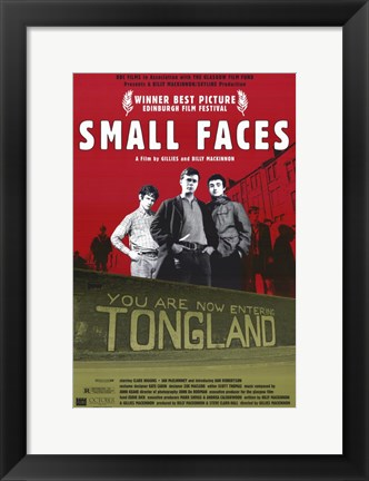 Framed Small Faces Print