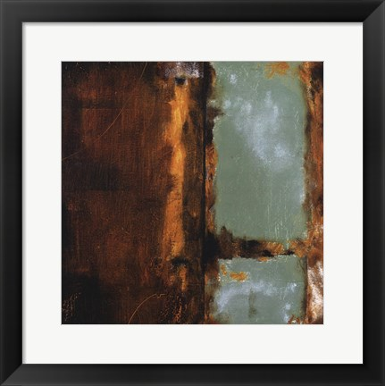 Framed Copper Age II Print