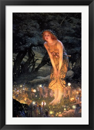 Framed Midsummer Dream Print