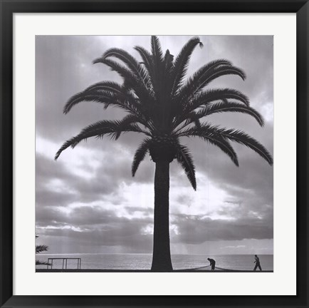 Framed Tossa de Mar, 1955 Print