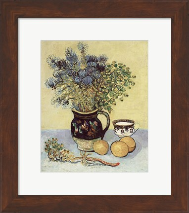 Framed Still Life, c.1888 Print