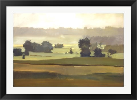 Framed Morning Haze Print