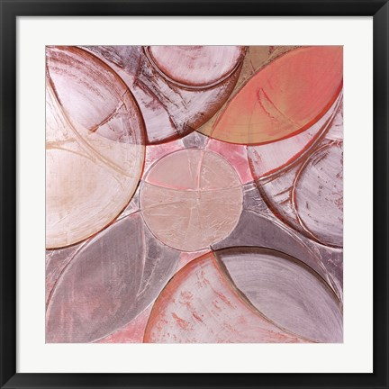 Framed Circular Motion Print