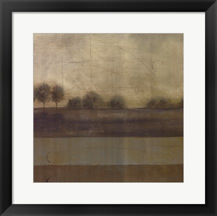 Framed Silent Journey II - CS Print