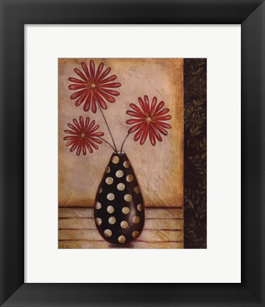 Framed Playful II - mini Print