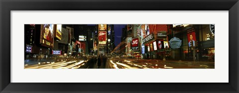 Framed Times Square, NYC Print