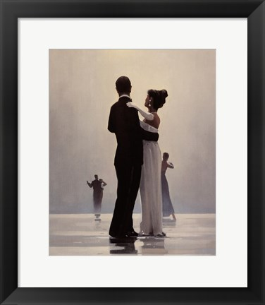 Framed Dance me to the End of Time Print