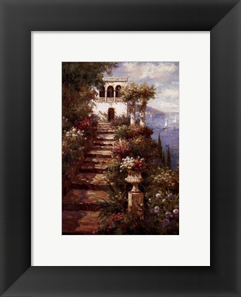 Framed Summer Vista Print