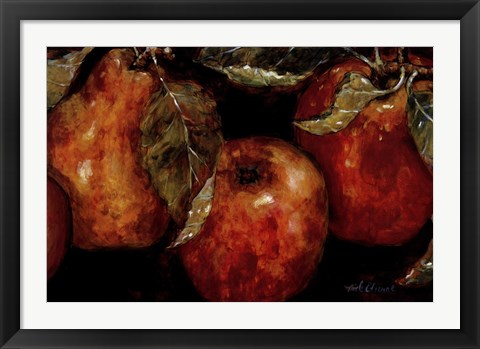 Framed Summer Fruit Print