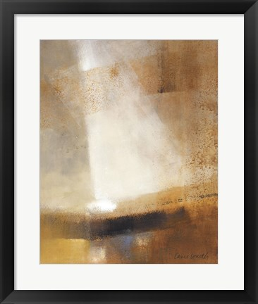 Framed On Misty Waters II Print