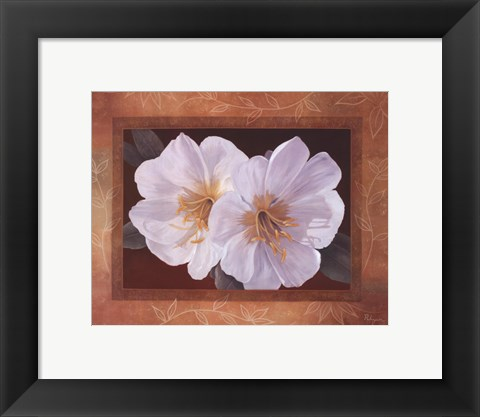 Framed Morning Bloom Print