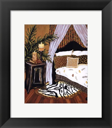 Framed Moroccan Dream I Print