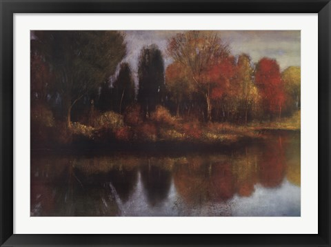 Framed Autumn Moment Print
