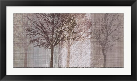Framed Before Winter Print