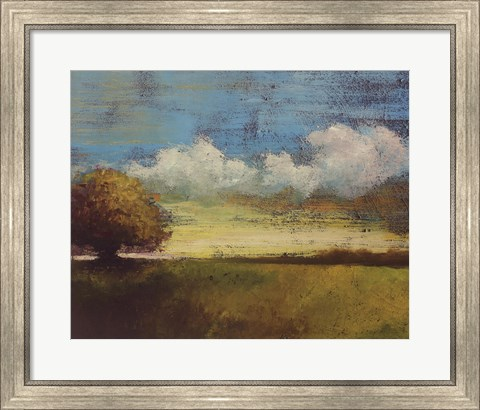 Framed Montauk Morning I Print